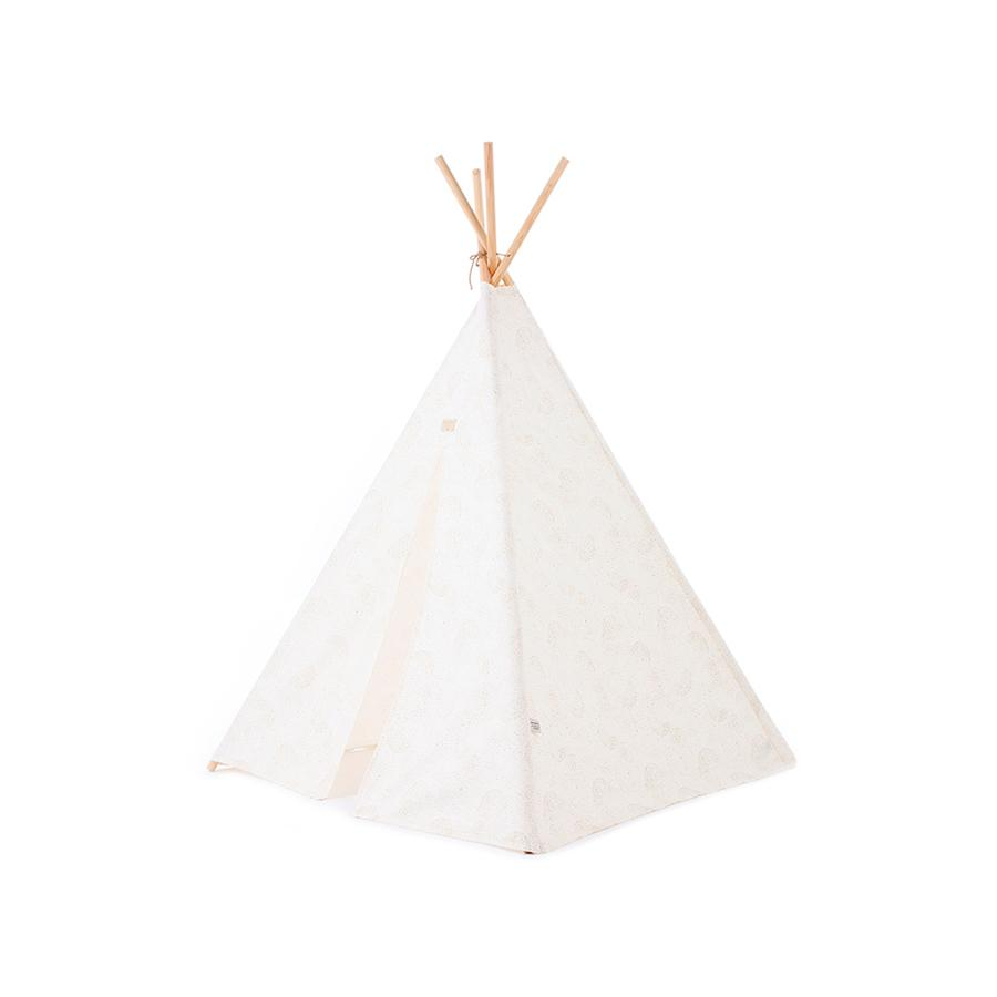 "Teepee ""Phoenix Gold Bubble / White"""