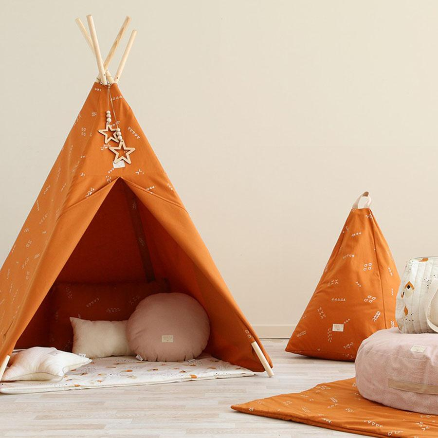 "Teepee ""Phoenix Gold Secrets Sunset"""