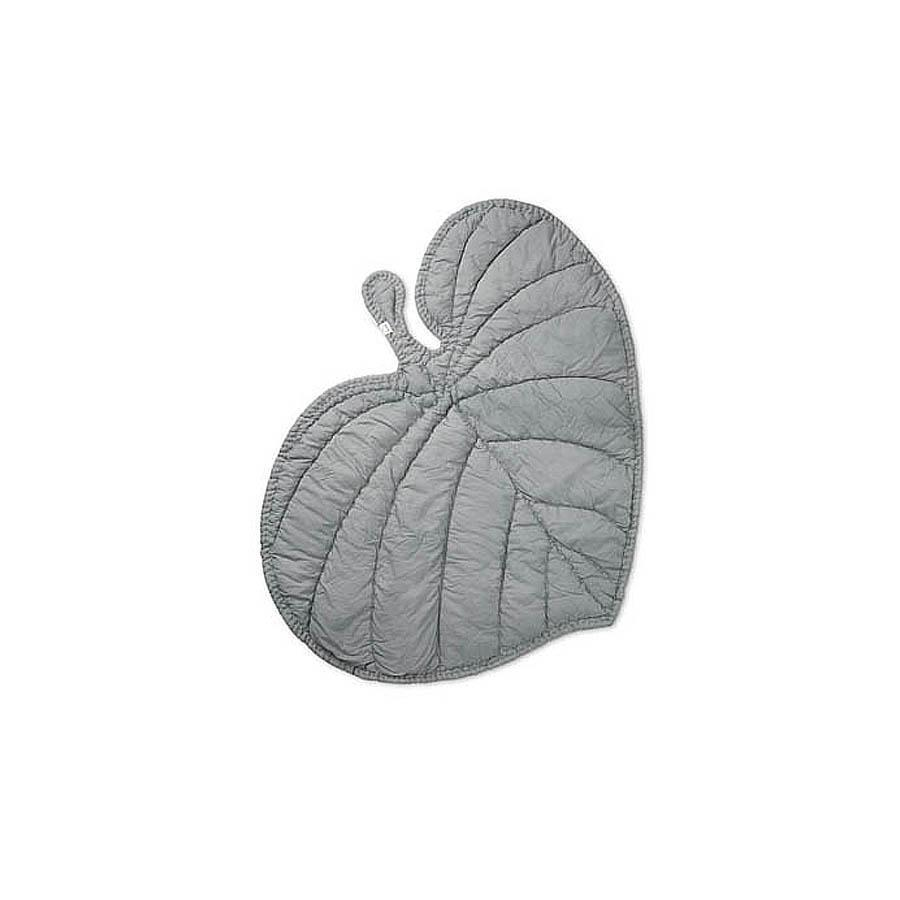"Blanket ""Leaf Grey"""