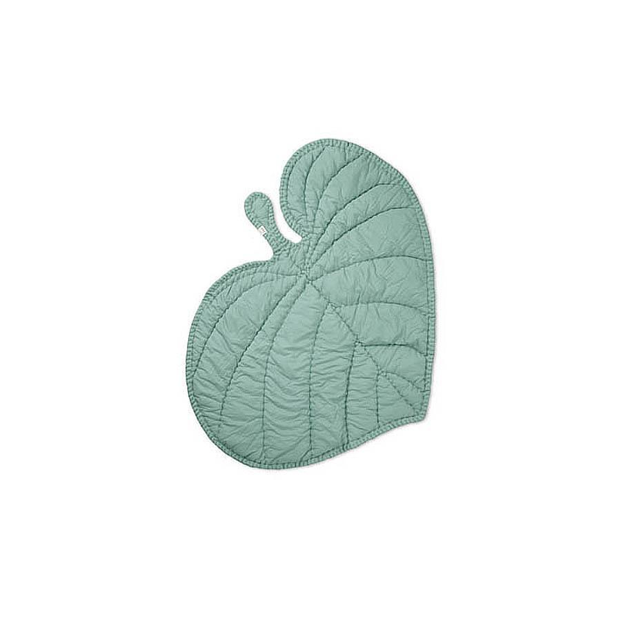"Blanket ""Leaf Mint"""