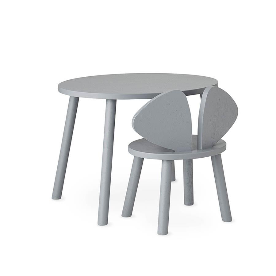 "Chair ""Mouse Chair Grey"""