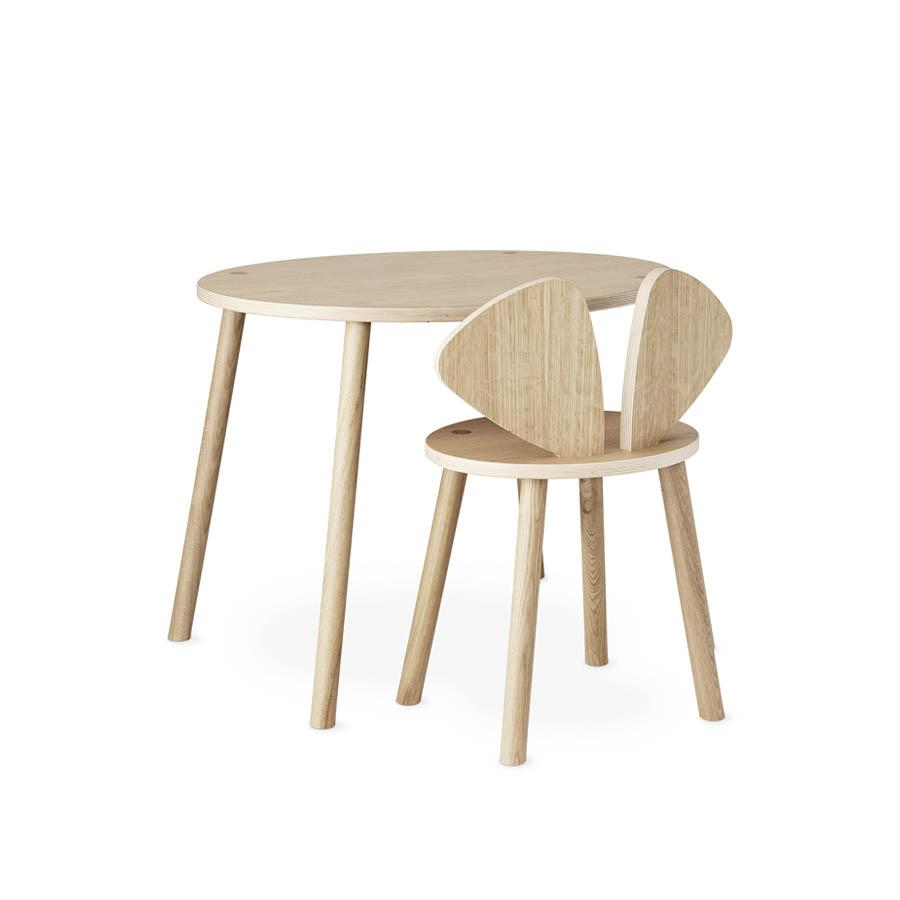 "Chair ""Mouse Chair School Oak"""