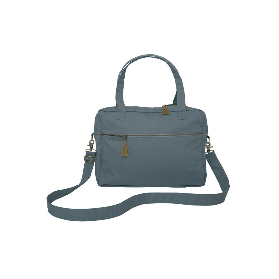 "Changing Bag ""Ice Blue"""