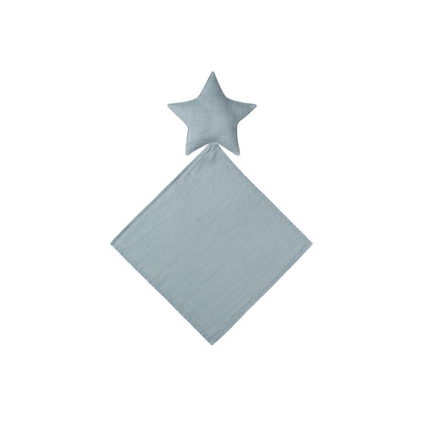 "Cuddle Cloth ""Lovey Star Doudou Sweet Blue"""