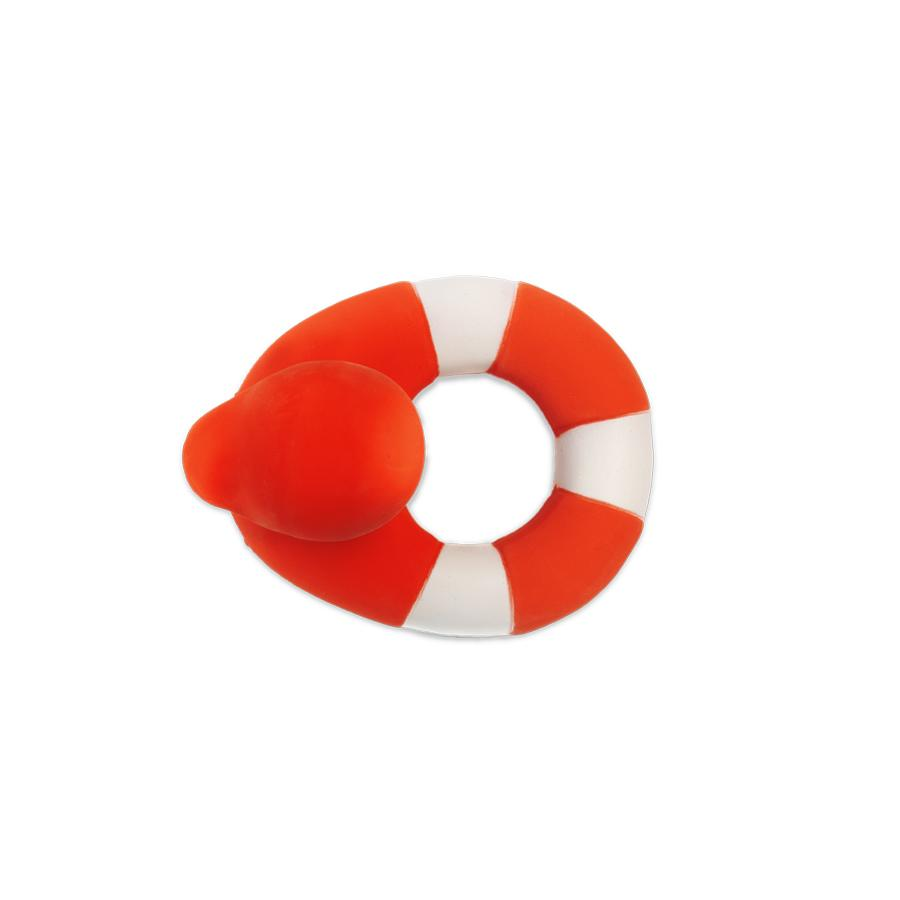 "Bath Toy ""Flo the Floatie Red"""