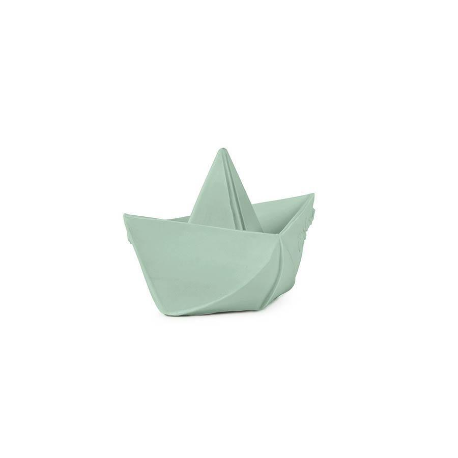 "Bath Toy ""Origami-Boat Mint"""