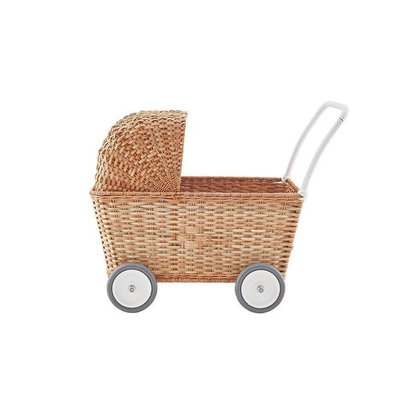 "Doll Stroller ""Strolley Natural"""