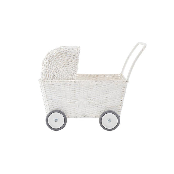 "Doll Stroller ""Strolley White"""