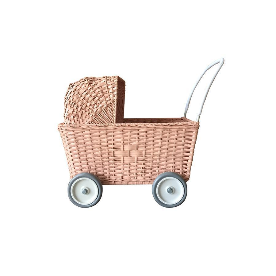 "Doll Stroller ""Strolley Rose"""