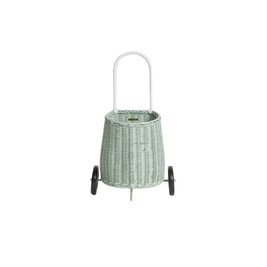 "Trolley ""Luggy Basket Mint"""