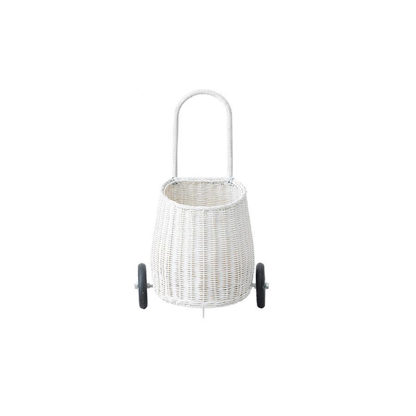 "Trolley ""Luggy Basket White"""