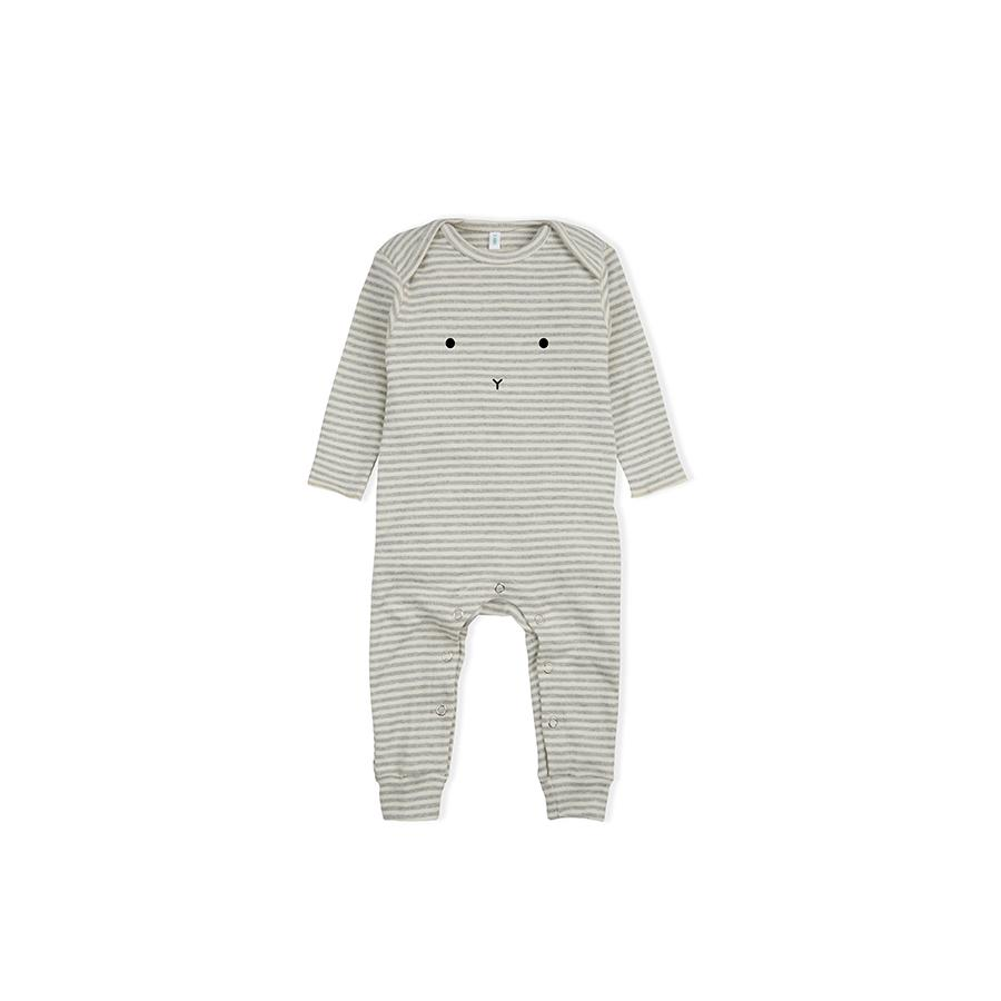 "Playsuit ""Stripy Bunny"""