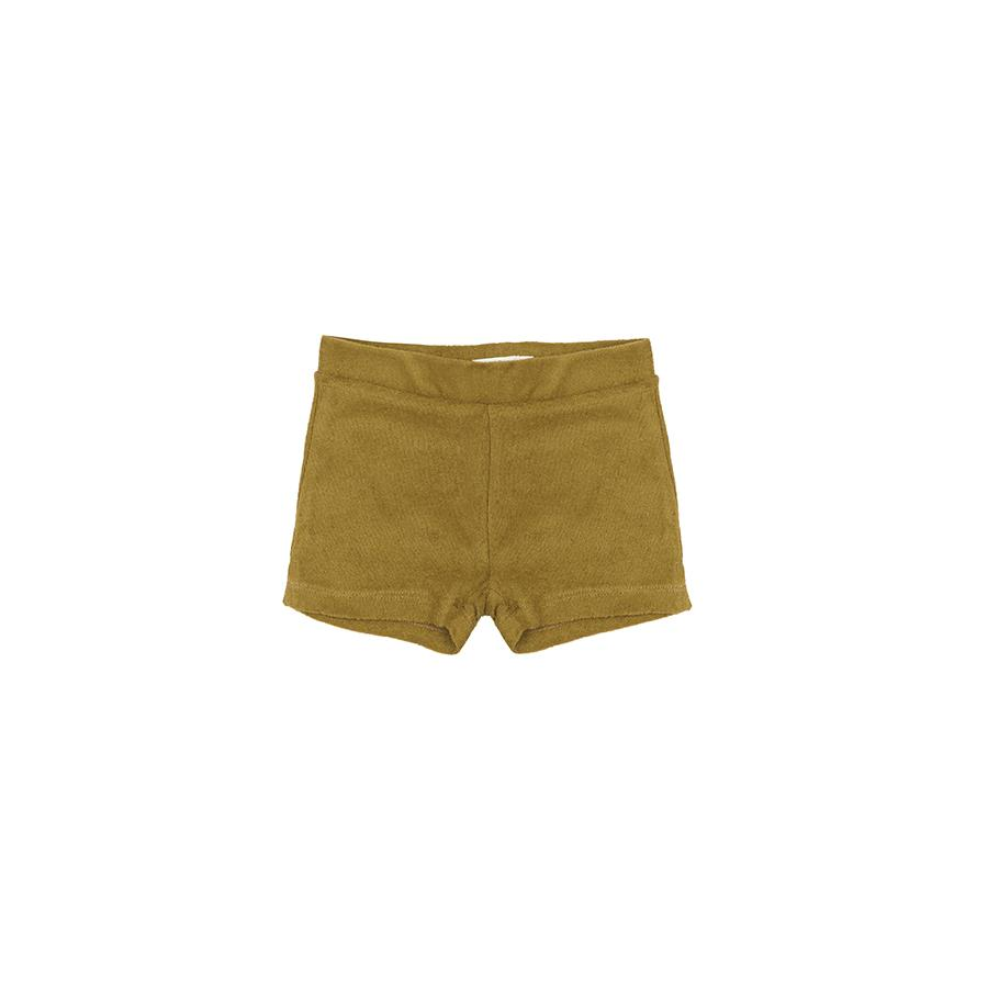 "Frottee Shorts ""Pear"""