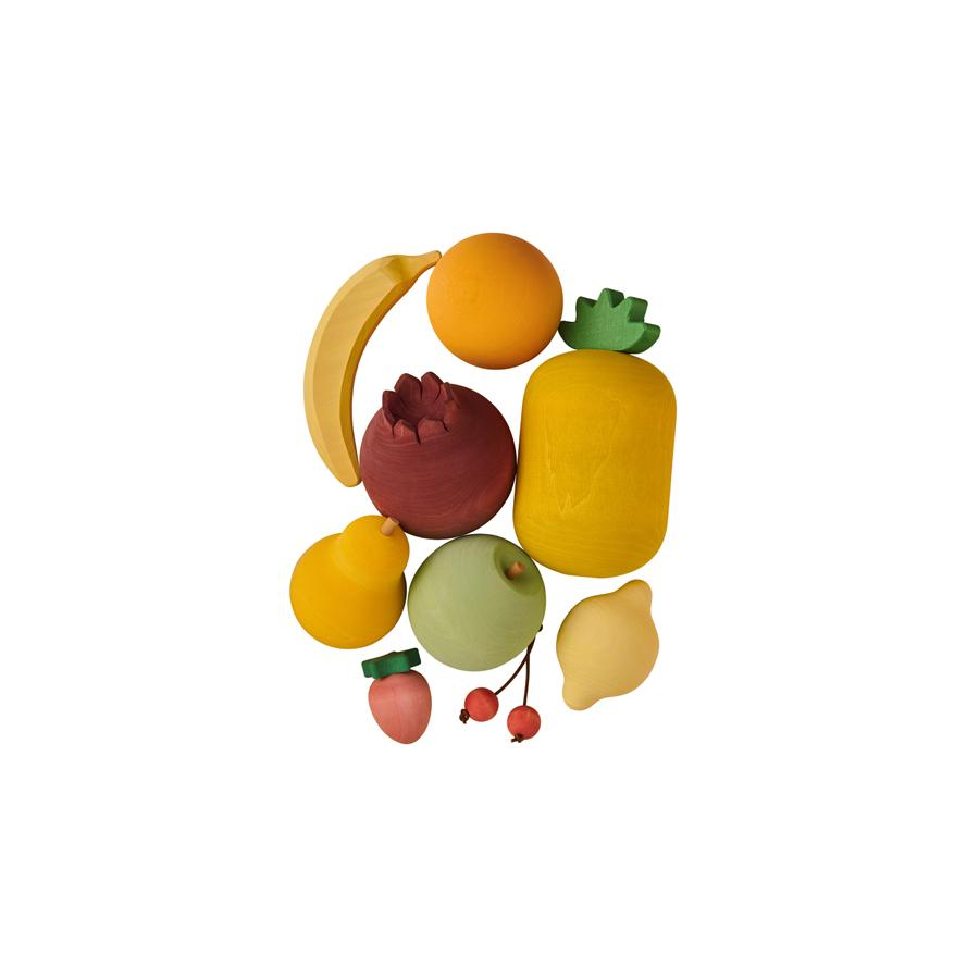 "Wooden Toy ""Fruits Set"""