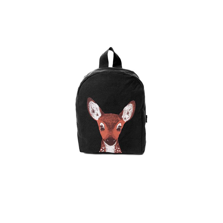 "Backpack ""Hardy Baby Doe Noir"""