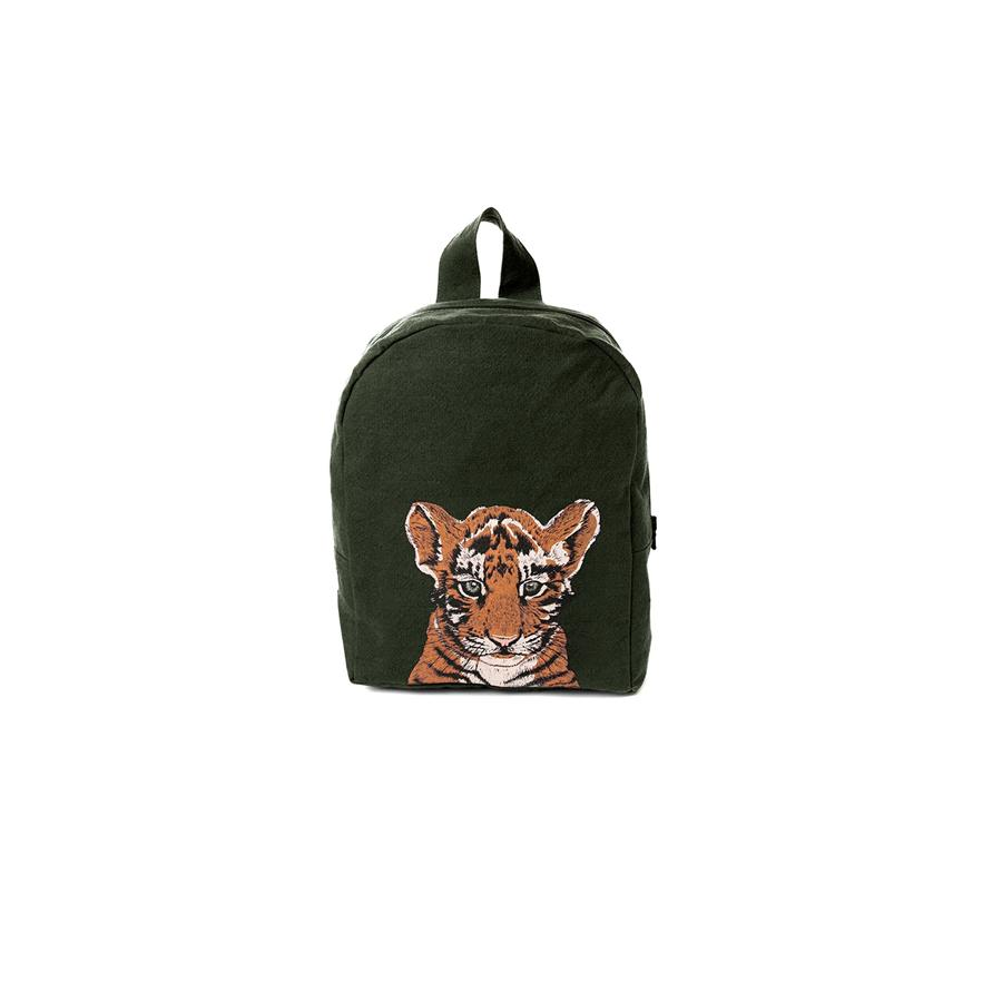 "Backpack ""Hardy Tiger Military Green"""