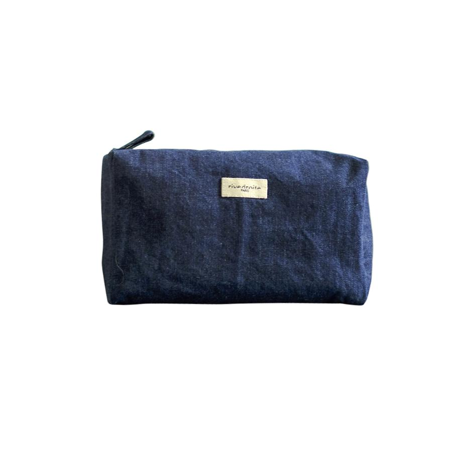 "Beauty Purse ""Alma Denim Raw"""