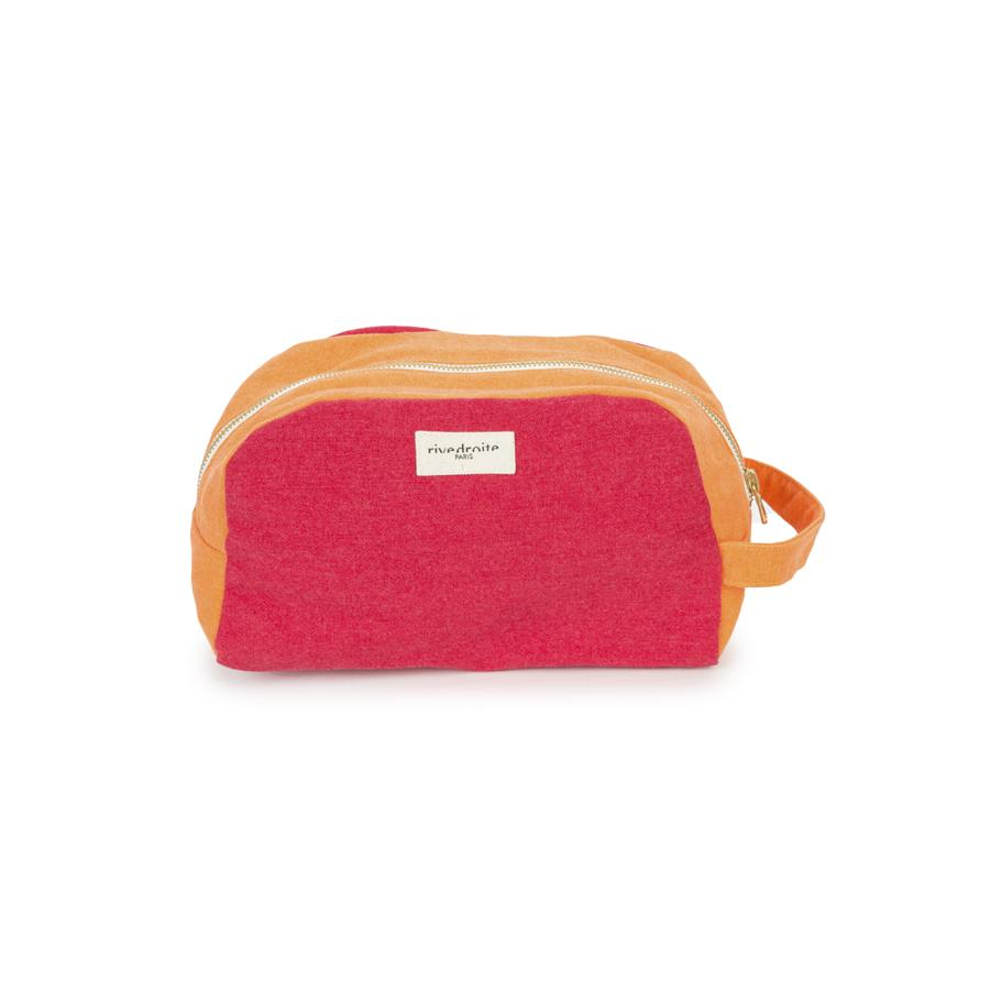 "Beauty Purse ""Hermel Grenade Red / Orange Coral"""