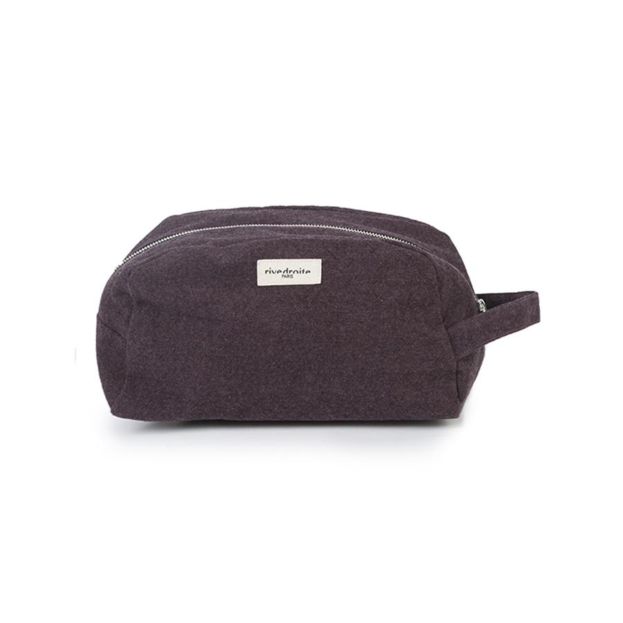 "Beauty Purse ""Hermel Purple Amethyst"""
