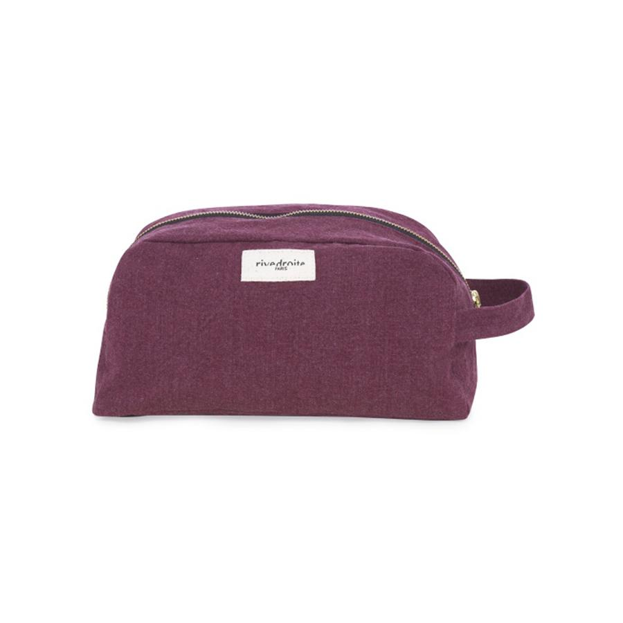 "Beauty Purse ""Hermel Scarlett Burgundy"""