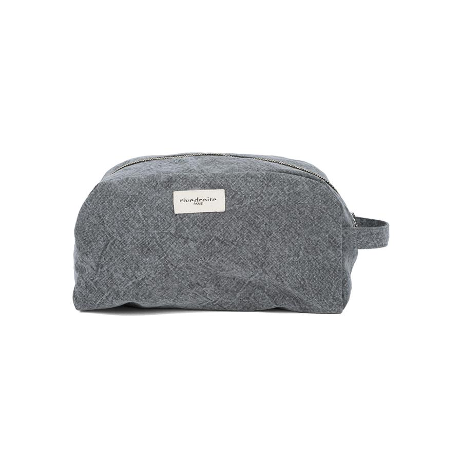 "Beauty Purse ""Hermel Slate Grey"""