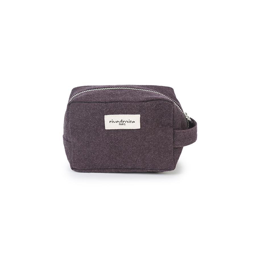 "Toiletry Bag ""Tournelle Purple Amethyst"""