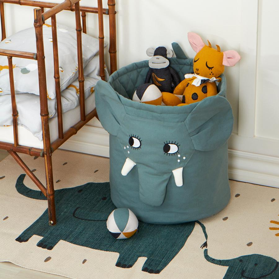 "Storage Basket ""Elephant"""