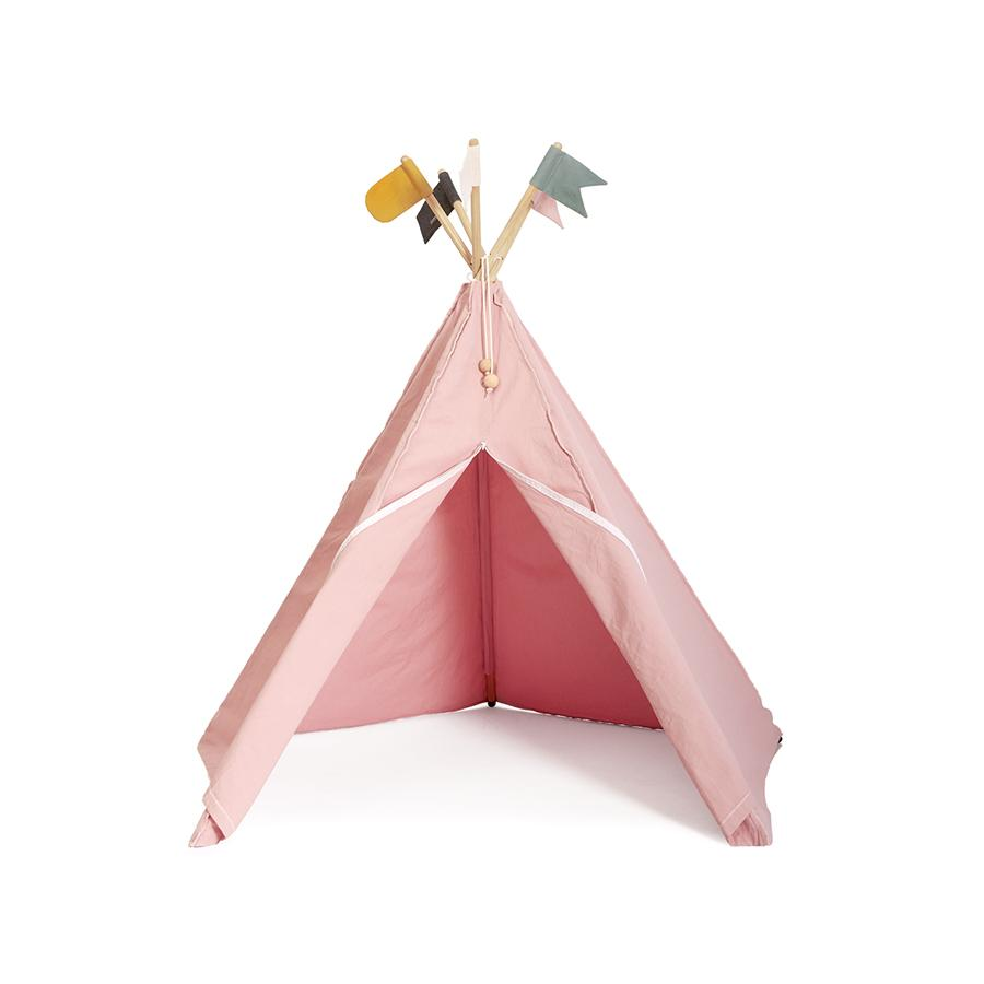 "Teepee ""Hippie Rose"""