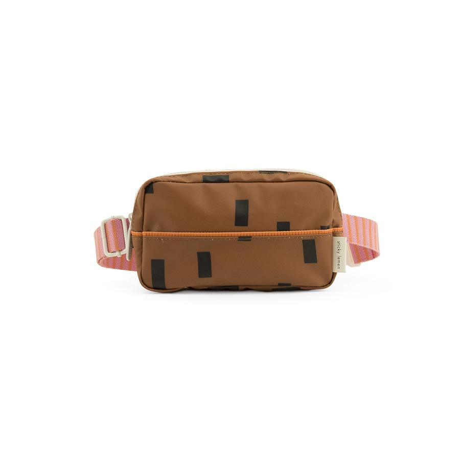 "Fanny Pack ""Sprinkles Special Edition / Syrup Brown / Bubbly Pink / Carrot Orange"""