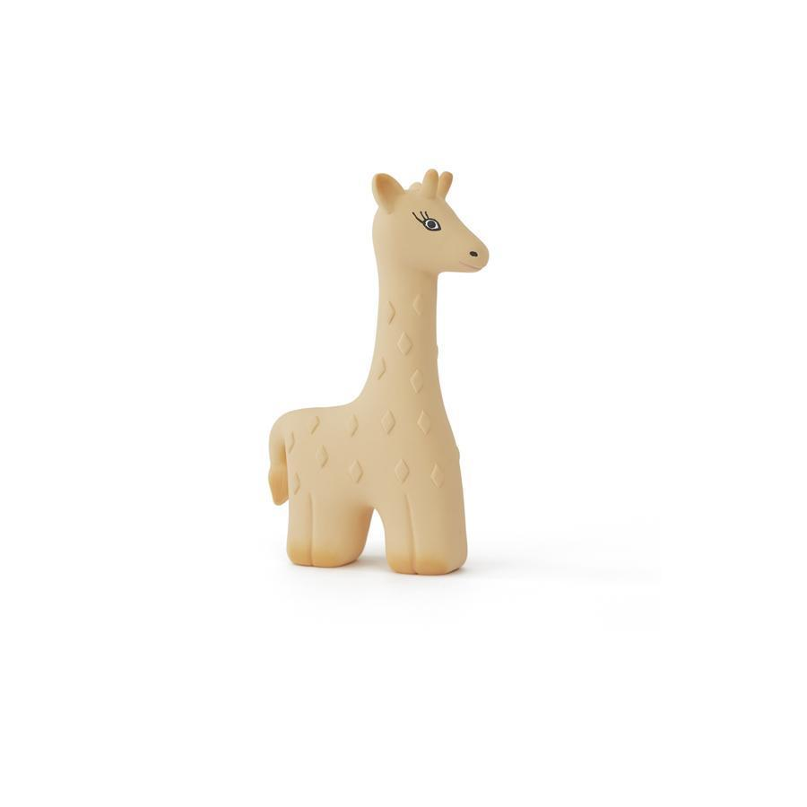 "Teether ""Baby Giraffe Noah Yellow"""