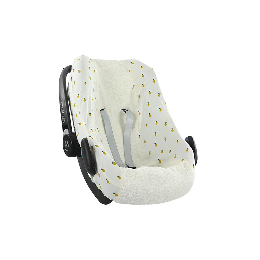 "Car seat cover ""Tiny Turnip"" for Maxi Cosi®"