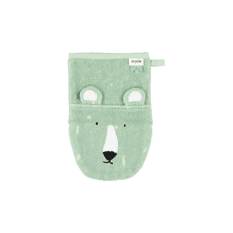 "Washcloth ""Mr. Polar Bear"""