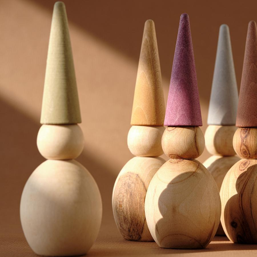 "Wooden Toy ""7 Gnomes"""