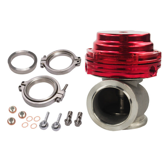 MVS 38mm WASTEGATE WITH V-BAND AND FLANGES