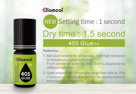 Biomooi 405 Lash Glue - 5gm