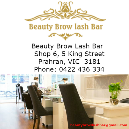 Beauty Brow Lash Bar