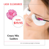 Camellia Crazy Mix <br>J CURL SALE<br/>