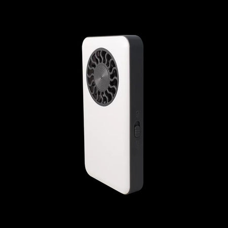 Biomooi Rechargeable Fan White