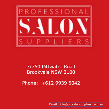 Professional Salon Supplies