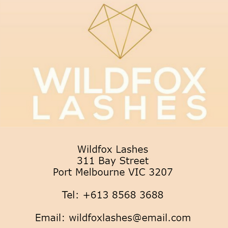 WILDFOX LASHES