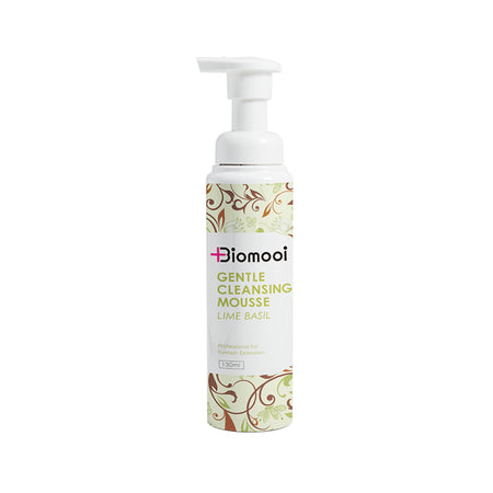 Gentle Cleansing Mousse <b>Lime Basil</b>
