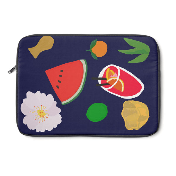 Feeling Cobalt Laptop Sleeve
