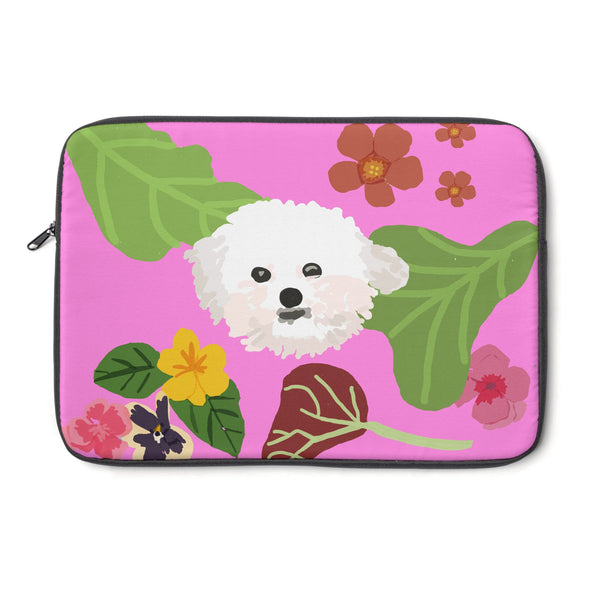 Bichon Laptop Sleeve