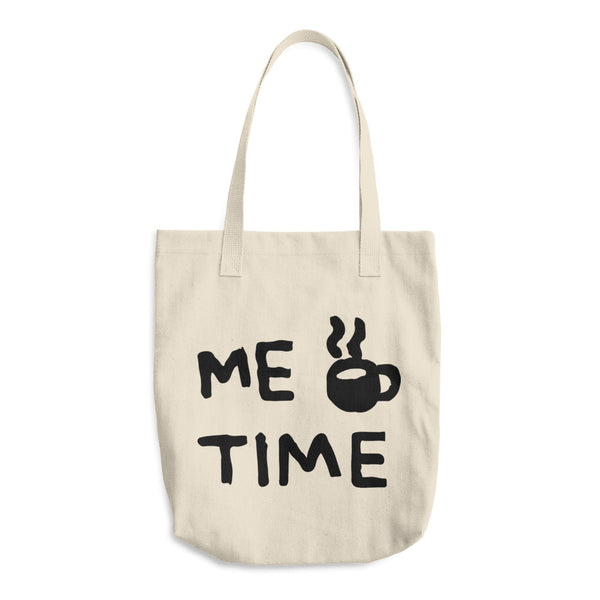 Me Time Cotton Tote Bag