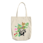Plant Man Cotton Tote Bag