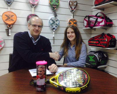 SÁNCHEZ FALLADA, SIX-TIME WORLD CHAMPION, RENEWS HER CONTRACT WITH NOX FOR THREE YEARS