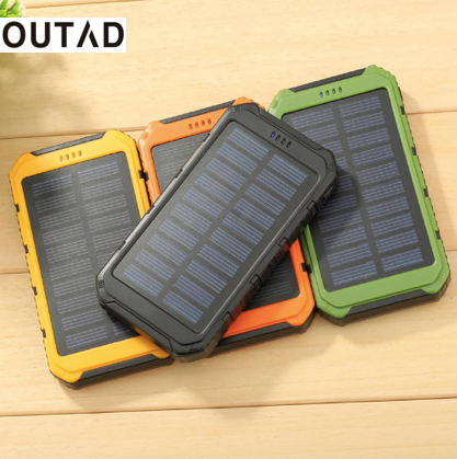 Image of   OUTAD™ solcelle powerbank