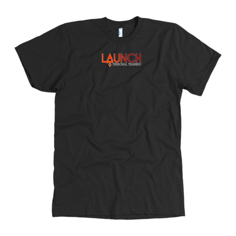 Launch PT Tee (American Apparel)