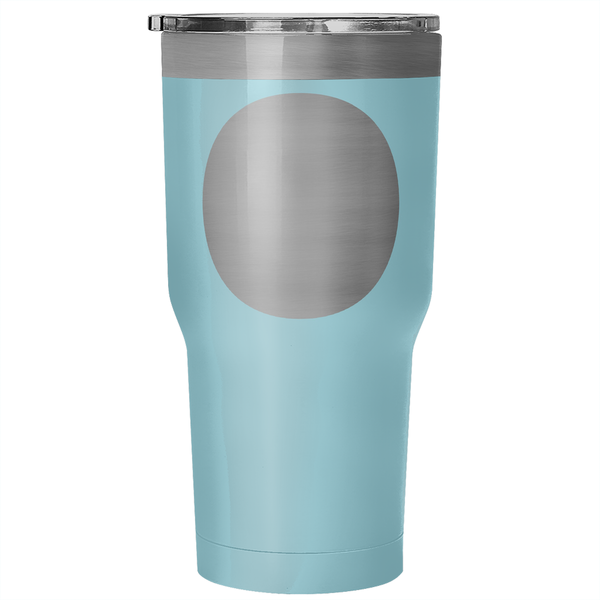 Super Future Fitness Tumbler - Original Logo Black