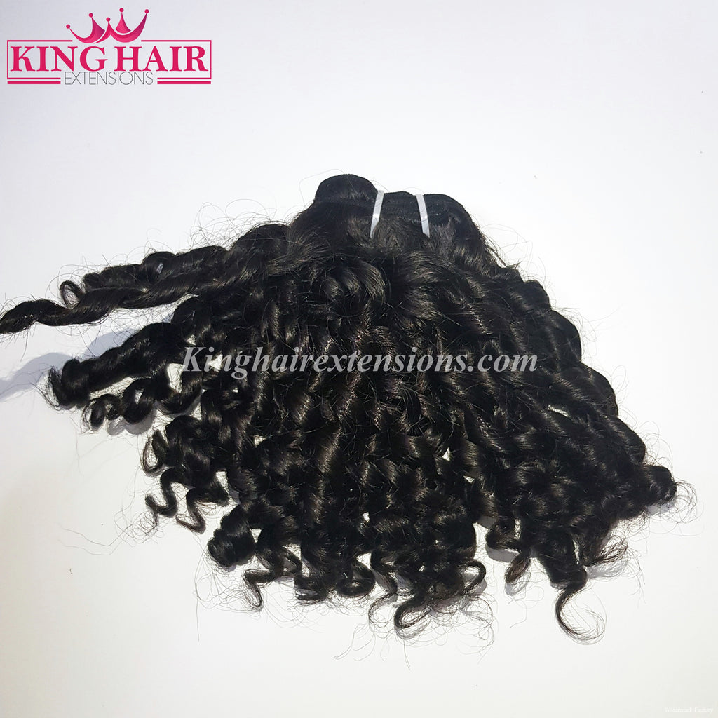 Things to know when using weave curly hair extensions